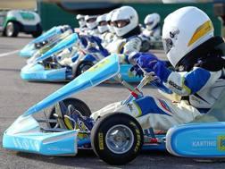 Pirelli fornitrice del kartodromo di Alonso
