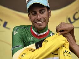 Fabio Aru, 27 anni, capitano dell'Astana. AFP