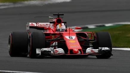 Sebastian Vettel, leader del mondiale. Getty