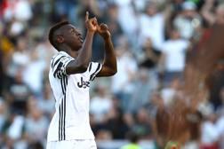 Moise Kean, 17 anni, gioiellino della Juventus. Lapresse