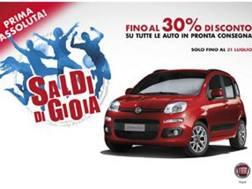 La grande promozione Fiat di luglio