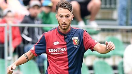 Andrea Bertolacci, 26 anni. LAPRESSE