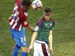 Alejandro Berenguer (a destra), 22 anni. LaPresse