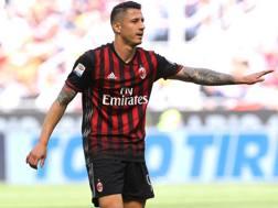 Lapadula, 9 gol con il Milan la scorsa stagione. Getty Images