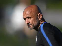 Luciano Spalletti, 58 anni, alla prima stagione con l'Inter. Getty Images
