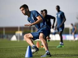Rodrigo Bentancur, 20 anni, 50 presenze con il Boca Juniors. Getty Images
