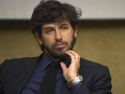 Demetrio Albertini, 45 anni. LAPRESSE