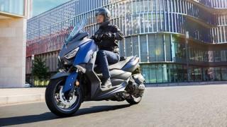 Lo scooter Yamaha XMax 400