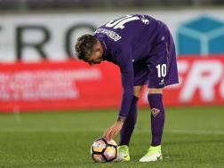 Federico Bernardeschi, 23 anni e 14 gol con la Fiorentina la scorsa stagione. Getty Images
