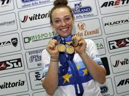 Letizia Paternoster, compirà 18 anni il prossimo 22 luglio. Bettini