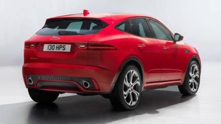 La nuova Jaguar E-Pace