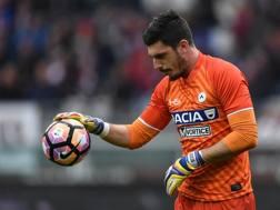 Simone Scuffet, classe 96, 24 presenze con l'Udinese. Getty Images