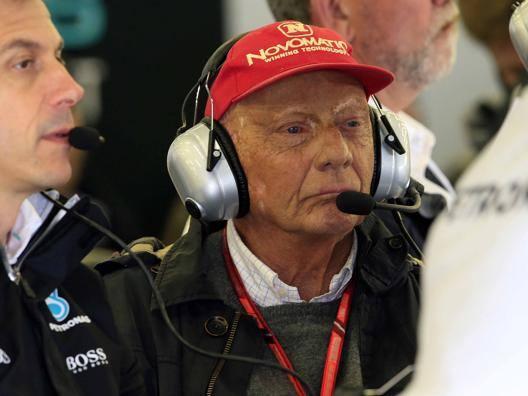 Niki Lauda, tre titoli iridati in F.1. Lapresse