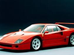 La Ferrari F40 fu presentata il 21 luglio 1987