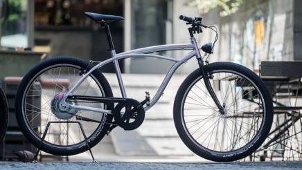 La Limited E-Bike di Moto Morini