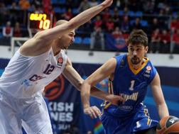Alexey Shved al Khimki fino al 2020