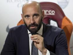 Ramón Rodríguez Verdejo, detto Monchi, 48 anni, Ds della Roma da aprile 2017. ANSA