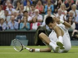 Novak Djokovic, 30 anni LAPRESSE