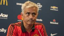 José Mário dos Santos Mourinho Félix, 54 anni, allenatore del Manchester United. Epa