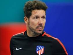 Diego Pablo Simeone, 47 anni. Reuters