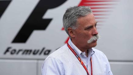 Chase Carey, patron di Liberty Media. Lapresse