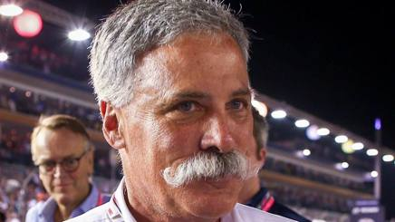 Chase Carey, numero 1 di Liberty Media