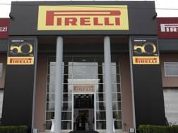 Lo stabilimento Pirelli in Turchia