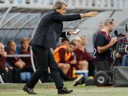 Roberto Mancini, 52 anni. Getty Images