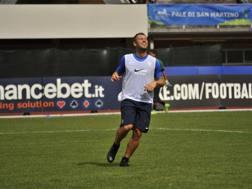 Antonio Cassano, 35 anni, ex calciatore del Verona. LAPRESSE