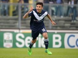 Giovanni Crociata, 19 anni, 1 gol e 4 assist con il Brescia lo scorso anno. LAPRESSE