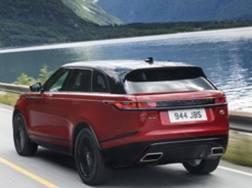 Piace il Suv Range Rover Velar