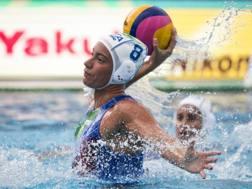 L'azzurra Roberta Bianconi 28 anni