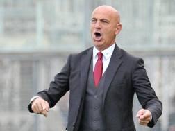 Giuseppe Sannino, 60 anni, tecnico della Triestina. LaPresse