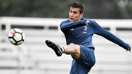 Paulo Dybala, 23 anni, è alla terza stagione alla Juve. Getty