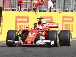 Vettel vince il GP di Ungheria. Ap