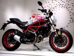La Ducati Monster 979 in edizione Rimini