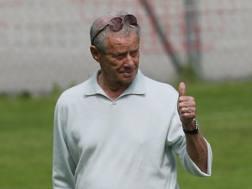Maurizio Zamparini, 76 anni. Getty