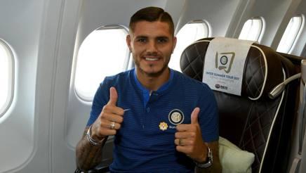 Mauro Icardi, attaccante dell'Inter. Getty