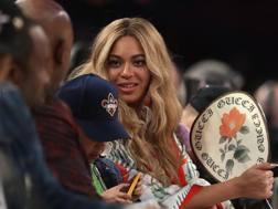 Beyoncé, 35 anni, è nata a Houston