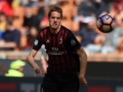 Mario Pasalic, 22 anni, la scorsa stagione al Milan. REUTERS