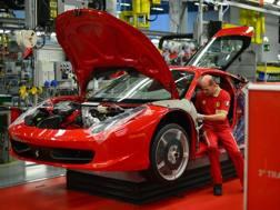 Ferrari, conti in crescita. Afp