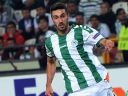 Riad Bajic, 23 anni, nuovo acquisto dell'Udinese. Afp