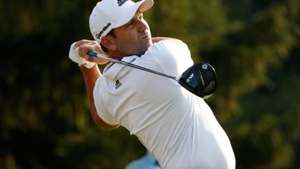 Sergio Garcia, n°5 del ranking mondiale. Afp