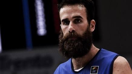 Gigi Datome, capitano degli azzurri. Ciam/Cast