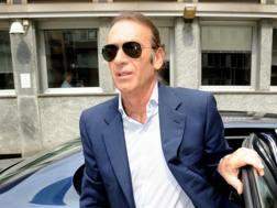 Massimo Cellino, 61 anni. Ansa