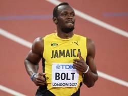 Usain Bolt, 31 anni. Getty