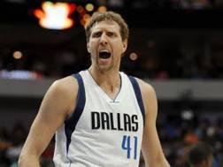 Dirk Nowitzki, 39 anni, Dallas Mavericks. AP