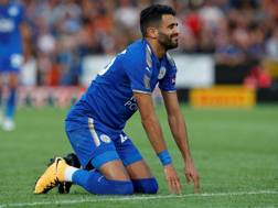 Riyad Mahrez, 26 anni, attaccante Leicester. Action Images