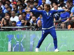 Antonio Conte, tecnico del Chelsea. Reuters