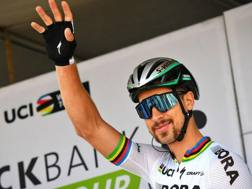 Peter Sagan. Afp